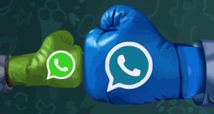 WhatsApp Plus Eliminazione App