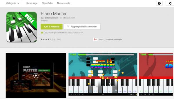 Piano Master   App Android su Google Play