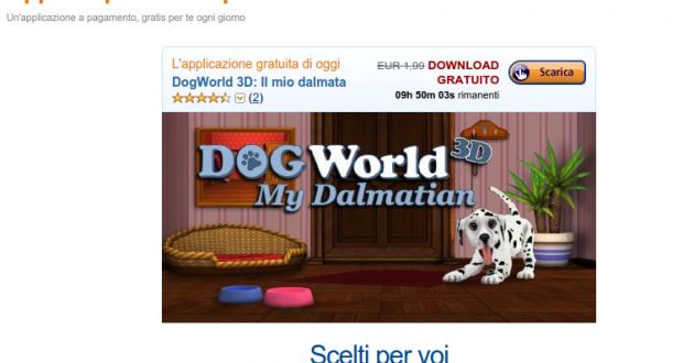 Dogworld3d Il Mio Dalmata Gratis Su Amazon App Shop