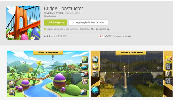 Bridge Constructor   App Android su Google Play