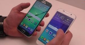 Samsung Galaxy S6 e Samsung Galaxy S6 edge