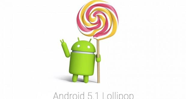android 5.1 lollipop sony