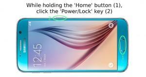 Come effettuare uno screenshot su Samsung Galaxy S6 e S6 edge