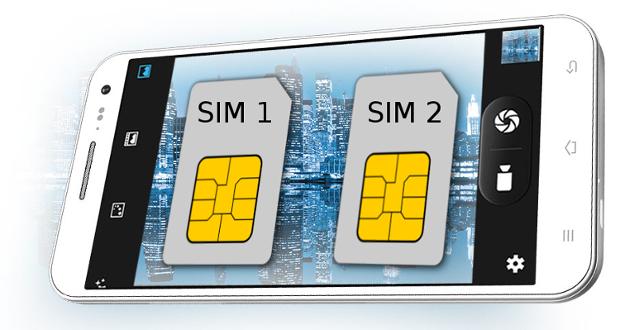 Smartphone Dual Sim Copertina