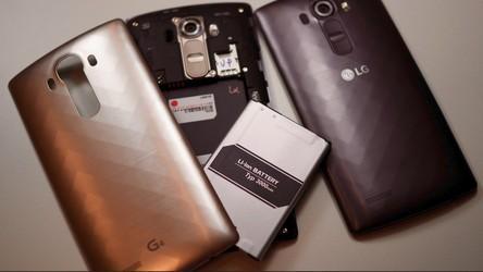 LG G4 batteria