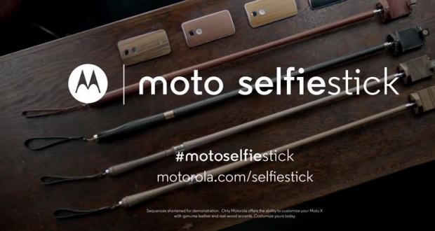 Motorola Moto Selfie Stick