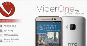ViperOneM9 HTC One M9