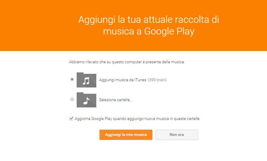 how to download music from google play to itunes