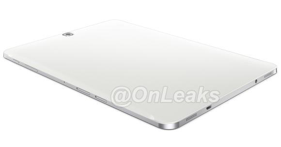 Samsung Galaxy Tab S2 9.7 leak
