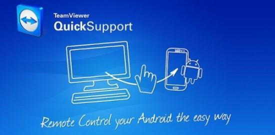 TeamViewer -Quick-Support-for-Android