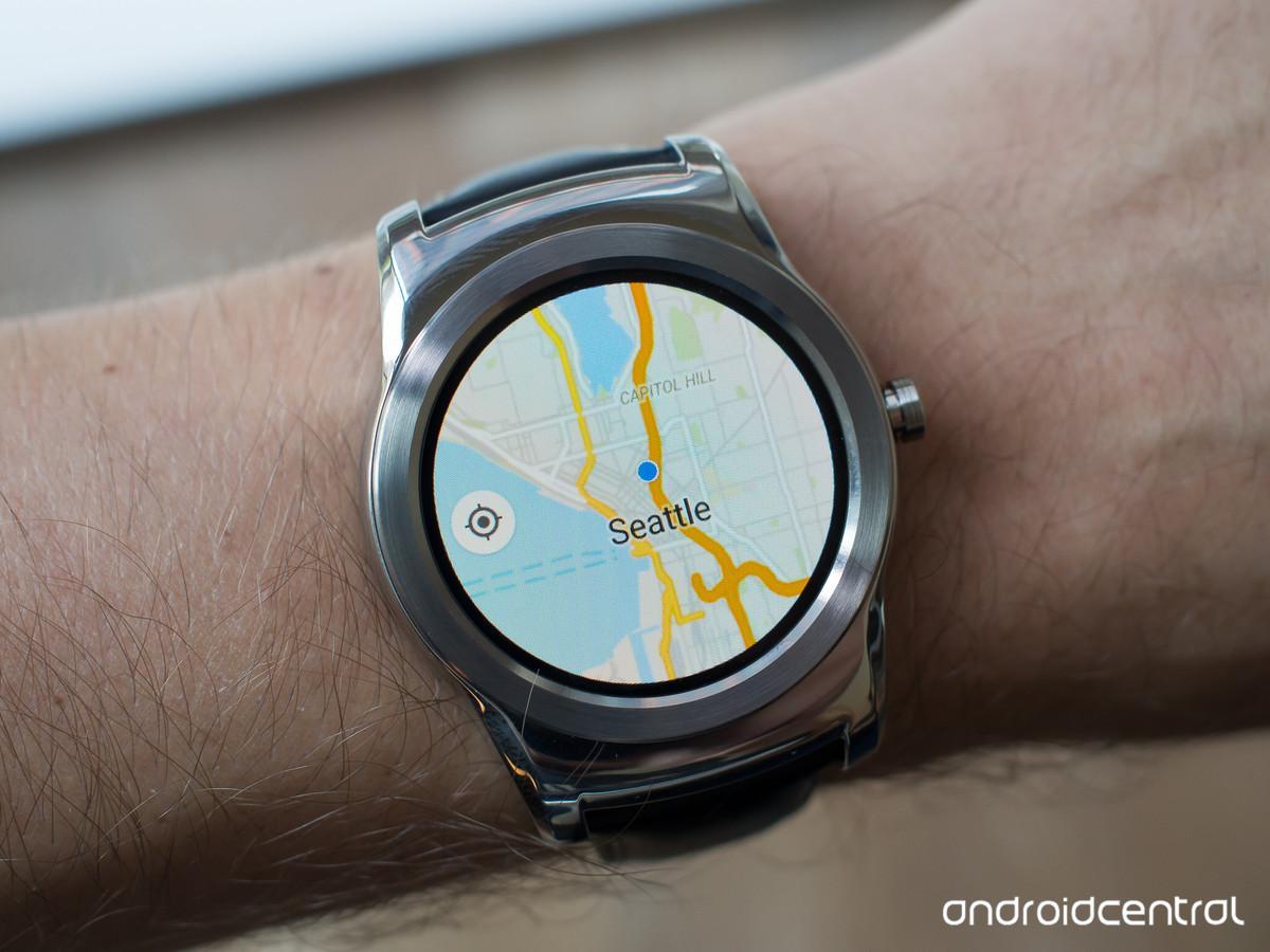 Google maps ed android wear un binomio finalmente completo android blog italia for Watches google