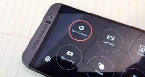 HTC One M9 fotocamera
