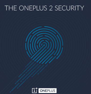 OnePlus 2 scanner d'impronte