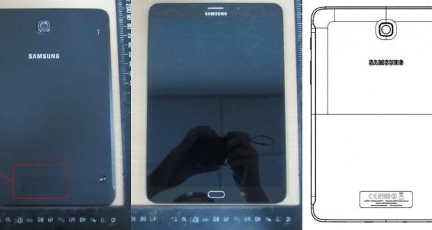 Samsung Galaxy Tab S2 8.0 FCC