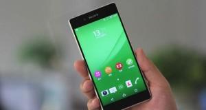 Sony Xperia Z3 Plus Android 5.1.1 Lollipop