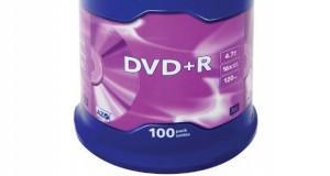 100 DVD Verbatim
