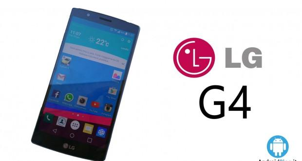 LG V10 e LG G4: update ad Android 7.0 in arrivo!