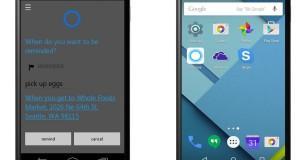 Cortana per Android