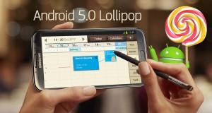 Niente Lollipop per Note 2 e Galaxy S3