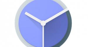 Orologio Android M