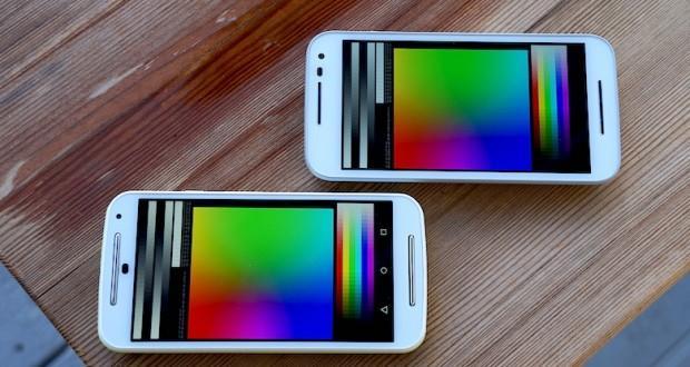 Motorola Moto G 2015 vs Moto G 2014