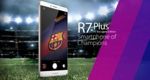 Oppo R7 Plus FC Barcelona Limited Edition