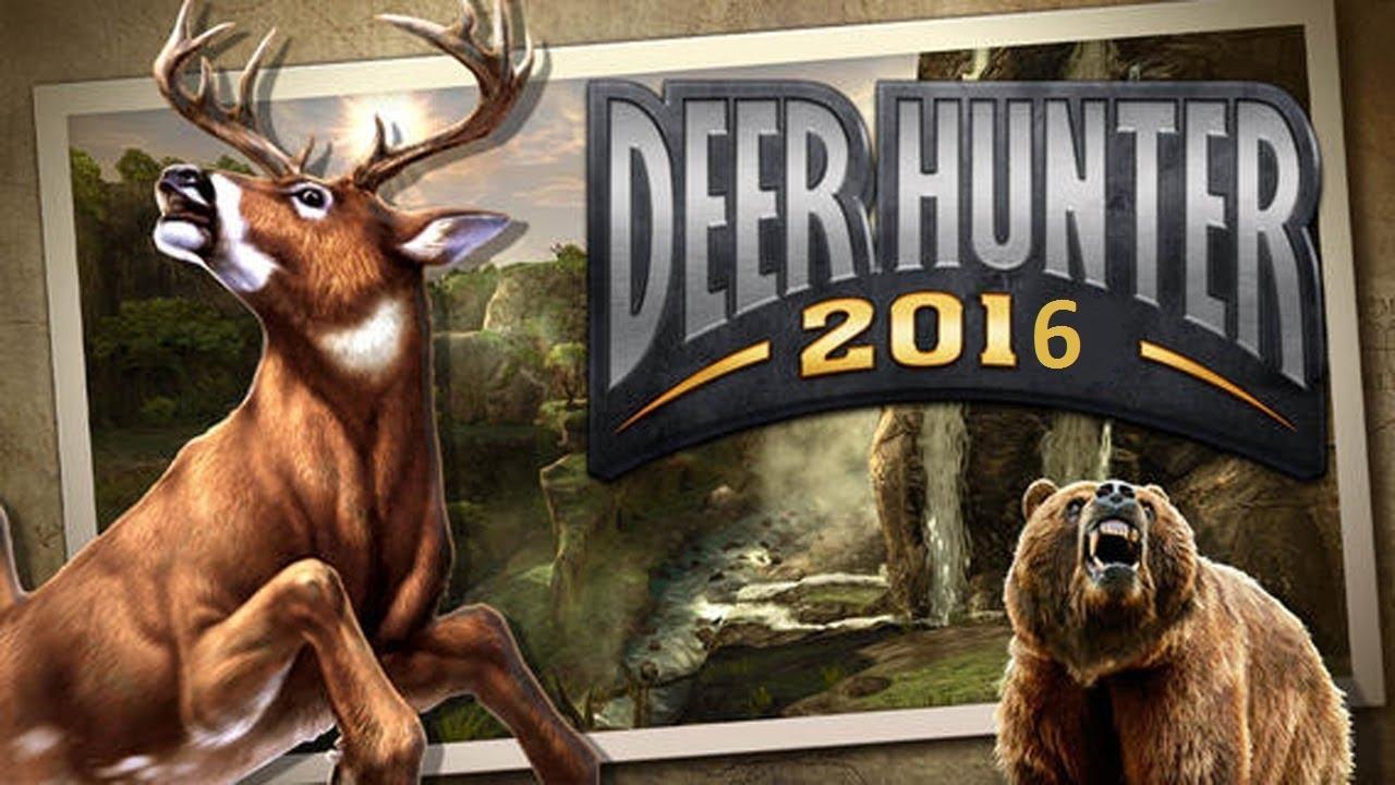 Deer Hunter 2016 telecharger gratuit sans verification humaine