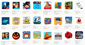 Amazon App Shop Halloween