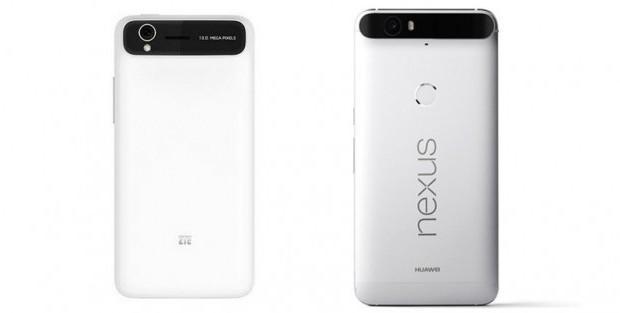 ZTE Grand S vs Huawei Nexus 6P
