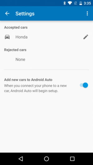 Android 1.4 Coche