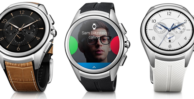 LG Watch Urbane 2nd Edition LTE Android Wear Marshmallow