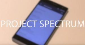 Oppo Project Spectrum