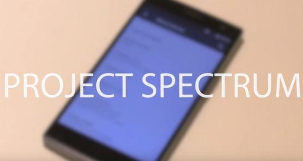 Oppo Project Spectrum