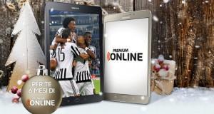 Samsung Galaxy Tab S2 promozione Natale