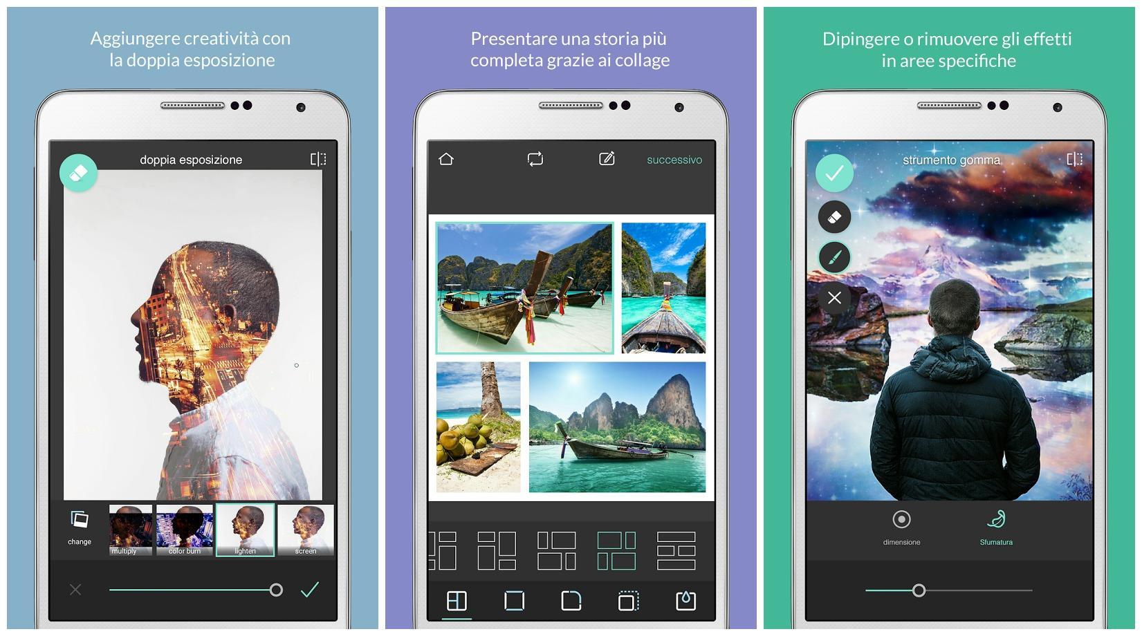 Autodesk Pixlr per Android riceve il più grande aggiornamento di sempre