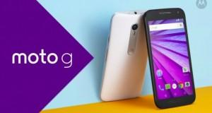 Motorola Moto G 2015 Android Marshmallow