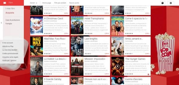 75  di sconto su un film a noleggio   Film su Google Play 3