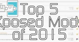 Moduli Xposed 2015