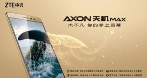ZTE Axon Max