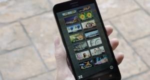 Asus ZenFone time-lapse