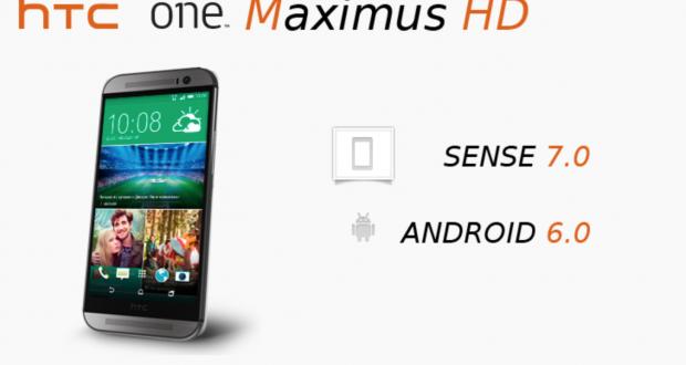 MaximusHD 12.0.0 HTC One M8