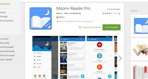 Image Result For Moon Reader Proa