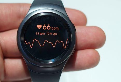 Samsung Gear S2 misurazione cardiaca