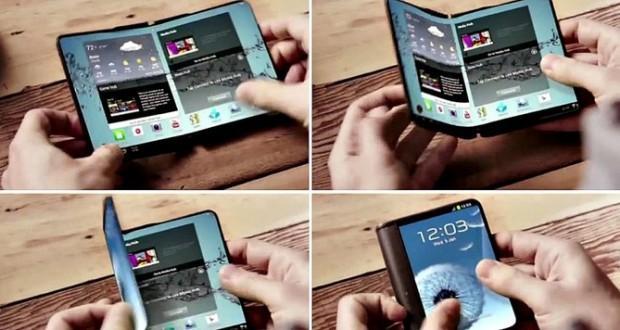 Samsung smartphone flessibili