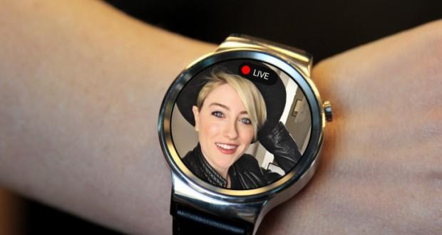 Glide Android Wear