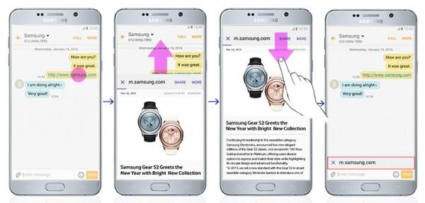 Samsung Cross Apps