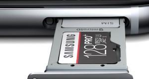 Samsung Galaxy S7 microsd-slot
