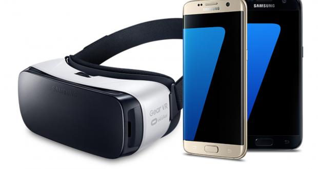 Samsung Galaxy S7 con Gear VR