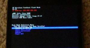 Android N bootloader WiFi