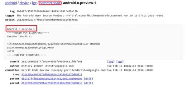 Android N in fase di test su Nexus 5